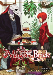 Cover of The Ancient Magus' Bride Volume One by Kore Yamazaki