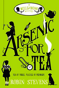 Covers of Arsenic For Tea