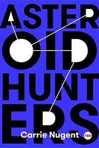 cover for Asteroid Hunters