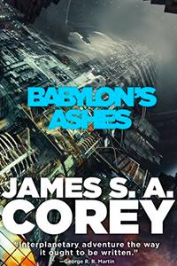 cover for Babylon's Ashes