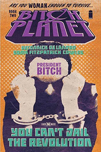 cover for Bitch Planet Vol 2