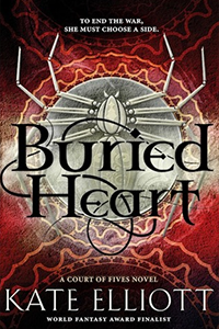 cover for Buried Heart