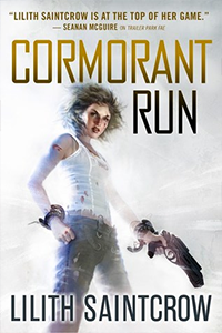cover of Cormorant Run