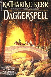 cover of Daggerspell