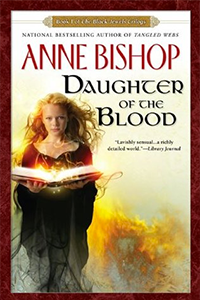 cover of Daughter of the Blood
