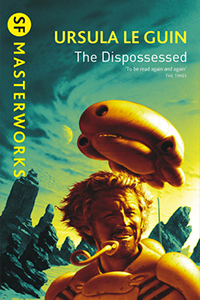 cover of The Dispossessed