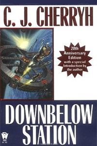 cover of Downbelow Station