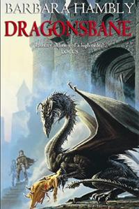 cover of Dragonsbane