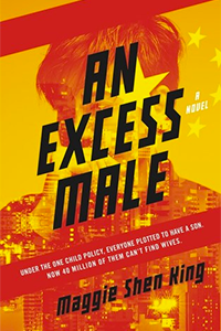 Cover for An Excess Male