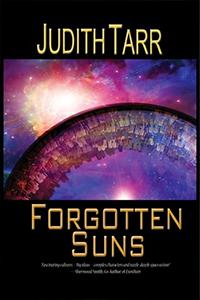cover for Forgotten Suns