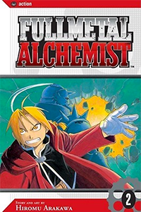 cover for Fullmetal Alchemist Vol. 2