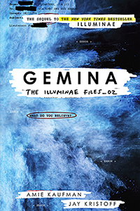 cover for Gemina
