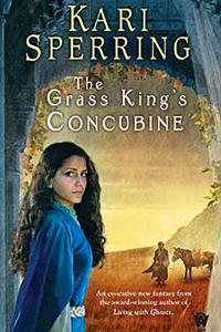 cover of The Grass King's Concubine