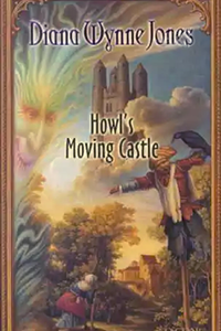 cover for Howl's Moving Castle