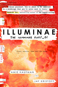 cover for Illuminae