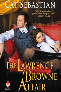 cover for The Lawrence Browne Affair