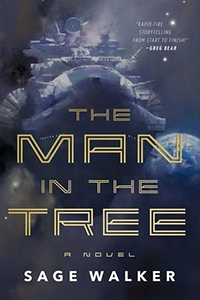 Cover for The Man in the Tree