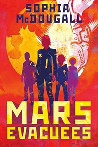 cover for Mars Evacuees