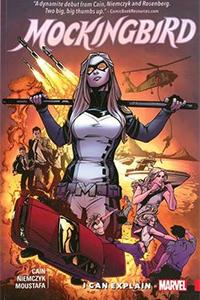 cover for Mockingbird, Volume 1: I Can Explain