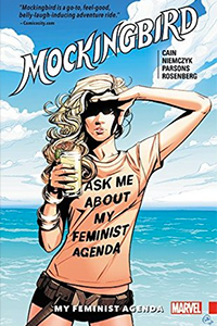 cover for Mockingbird, Vol. 2: My Feminist Agenda