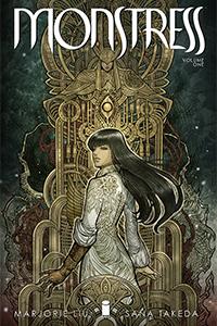 cover for Monstress, Volume 1: Awakening