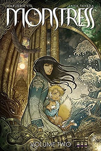 Cover for The Monstress Volume 2: The Blood