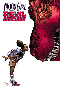 cover for Moon Girl and Devil Dinosaur, Vol. 1 BFF