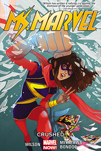 Cover of Ms Marvel Volume 3