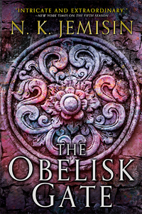 cover for The Obelisk Gate