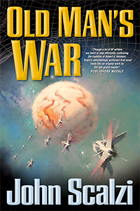 cover of Old Man's War