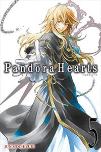 Cover of Pandora Hearts Volume 5 by Jun Mochizuki