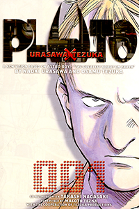 Cover of Pluto Volume 1