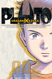 Cover of Pluto Volume 2