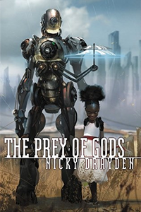 cover for The Prey of Gods