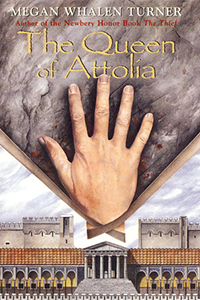 cover of The Queen of Attolia