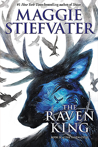 cover for The Raven King