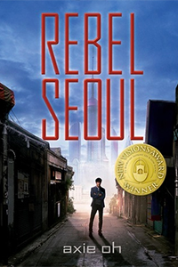 Cover for Rebel Seoul