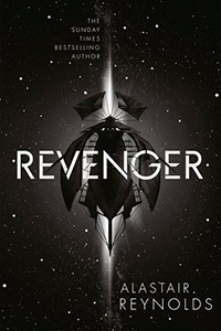 cover for Revenger by Alastair Reynolds