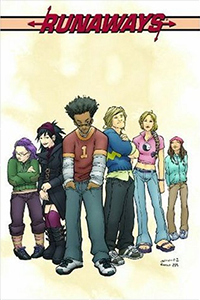 Cover for Runaways Deluxe Volume 1