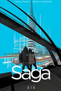 cover for Saga, Volume 6