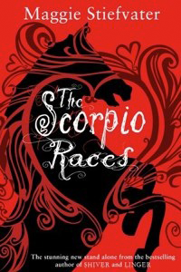 cover for The Scorpio Races by Maggie Stiefvater