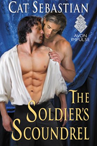 cover for The Soldier's Scoundrel