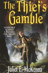 cover of The Thief's Gamble