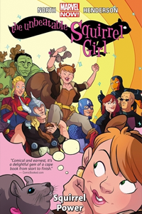 Cover of Squirrel Girl Volume 1