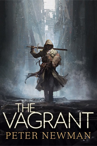 cover for The Vagrant