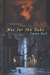 cover of War for the Oaks