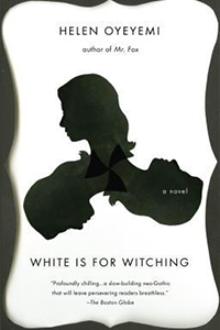 cover for White is for Witching