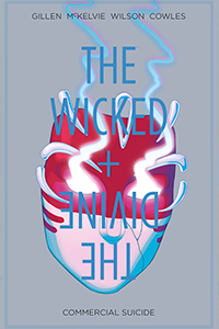 Cover of The Wicked + The Divine Volume 3 by Kieron Gillen and Jamie McKelvie