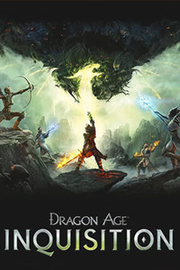 poster for Dragon Age: Inquisition
