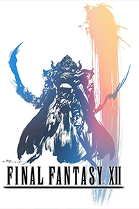poster for Final Fantasy XII